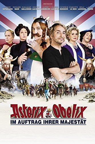 Asterix & Obelix - Im Auftrag Ihrer Majestät Film