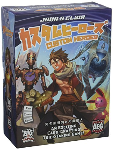 Alderac Entertainment Group 7009AEG Custom Heroes Board Games -