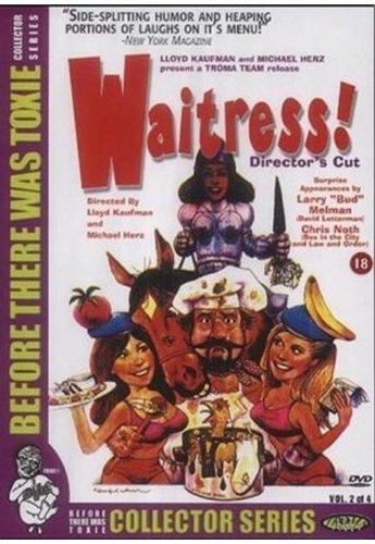Waitress! [Reino Unido] [DVD]: Amazon.es