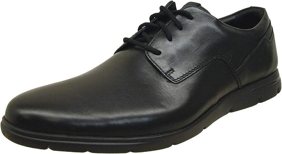 TALLA 46 EU. Clarks Vennor Walk, Zapatos de Cordones Derby Hombre