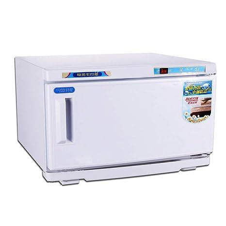 16L/32L Caliente Esterilizador de Toallas Toalla Calentador Gabinete Alto Temperatura Calefacción Gabinete para Belleza