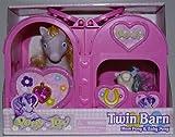 : Pony Luv Twin Barn Mom and Pony Set