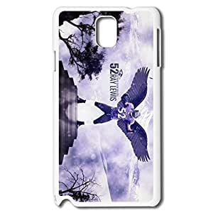 Ray Lewis Galaxy Note3 Cover For Samsung Custom Unique Cover Skin For Samsung Galaxy Note 3
