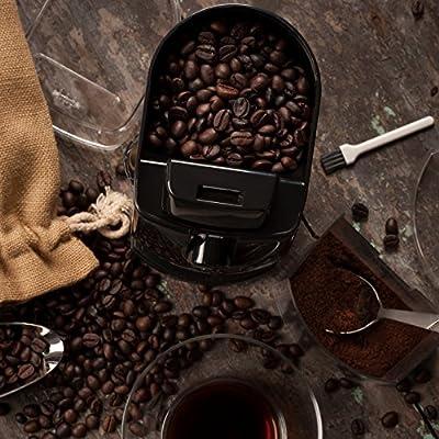 Secura SCG-903B Automatic Electric Burr Coffee Grinder Mill 2 Year Warranty from Secura