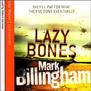 Lazybones Audiobook