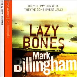 Lazybones Audiobook