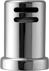 Westbrass D201-1-26 Air Gap Cap, Polished Chrome