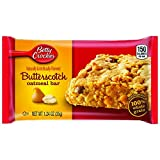 Betty Crocker Oatmeal Bar, Butterscotch, 144 Count