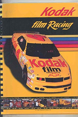 1992 Kodak Film Racing NASCAR Race Car Automobile Media Kit ()