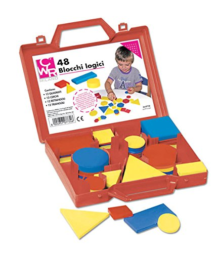 Cwr 07734 Logical Blocks's Briefcase (Logical Blocks)