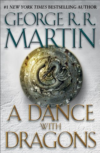 """""""A Dance with Dragons - A Song of Ice and Fire"""" av George R.R. Martin"""