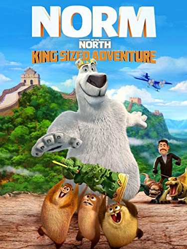 Norm of the North: King Sized ()