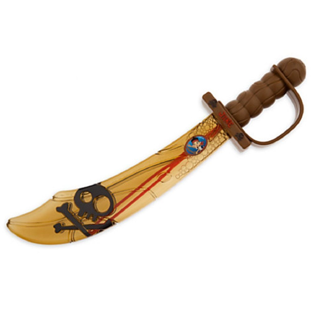 Jake & the Neverland Pirates Adventure Bubble Sword