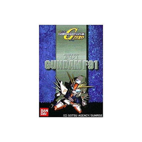 Gundam F91 SD Gundam G-Generation ZERO