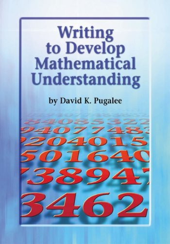 Writing To Develop Mathematical Understanding