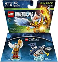 LEGO Dimensions Fun Pack Chima Eris - Chima Eris Edition