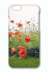 iPhone 6 Plus Case, iPhone 6 Plus Cover, iPhone 6 Plus (5.5 inch) Poppy Hard Cases