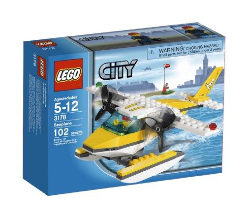 לגו סיטי מטוס ים 3178