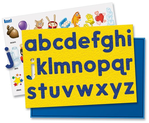 A to Z Lower Case Crepe Rubber Puzzle
