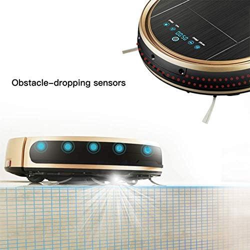 YL-light Robot Aspirador 1800Pa Aspiración De Potencia Navegación ...