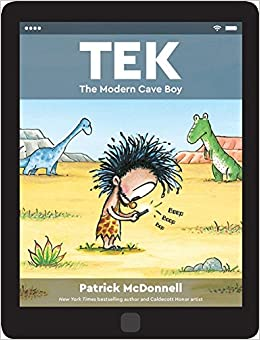 Image result for Tek The Modern Cave Boy