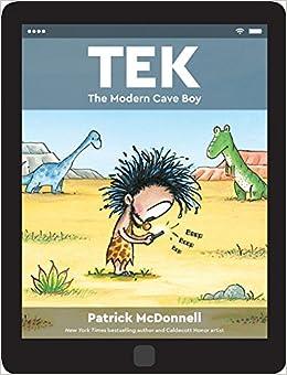 Image result for Tek The Modern Cave Boy
