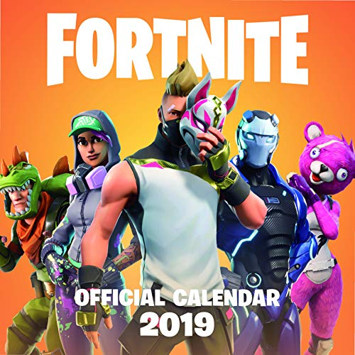 FORTNITE (OFFICIAL): 2019 Calendar