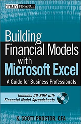 building financial models with microsoft excel a guide for business