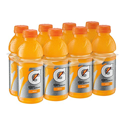 Gatorade Thirst Quencher, Orange, 20 Ounce (Pack of - Beverage 20 Ounce