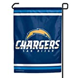 """WinCraft NFL San Diego Chargers WCR08383013 Garden Flag, 11"""" x 15"""""""