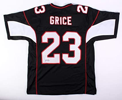 fad6cc51de2d Marion Grice Autographed Signed Arizona Cardinals Jersey Memorabilia - JSA  Authentic