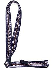 PinShang Stylish National Style Adjustable Guitar Strap for Electric Guitar Bass Folk Guitar Ukulele black
