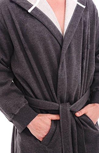 53a8b63be9 Del Rossa Men s Cotton Robe