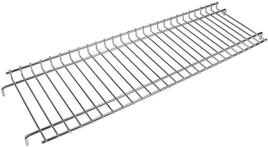 Uniflasy Grill Warming Rack for Home Depot Nexgrill 4 Burner 720-0380H, Chrome Plated Grill Rack for Nexgrill Accessories