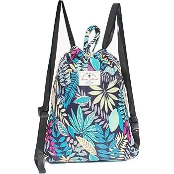 035b9cae80 Forever Cultivate Drawstring Bag Original Tote Bags for Travel Gym Hiking  School Beach (Upgrade)