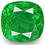 5.07-Carat Natural Emerald - 100% Unheated & Untreated, Mined in Colombia, Premium Loose Gemstone