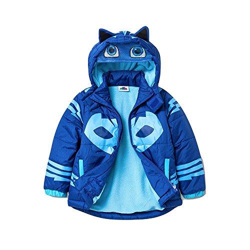 PJ Masks Boys Big Catboy Puffer Coat