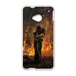 Pompeii Movie HTC One M7 Cell Phone Case White phone component RT_217482