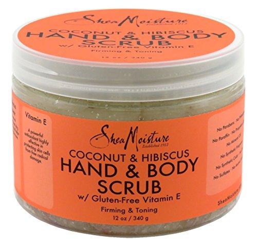 Shea Moisture Coconut And Hibiscus Body Scrub - 6