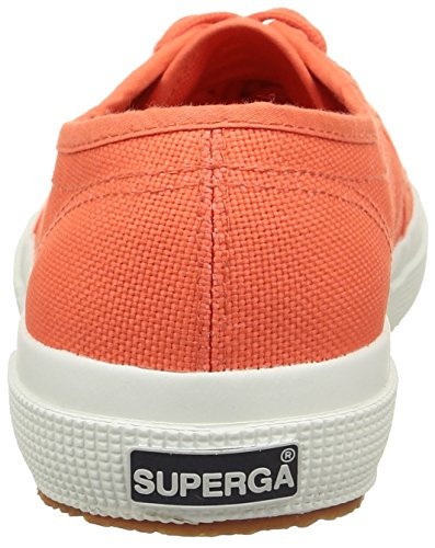 Superga 2750 Cotu Classic - Zapatillas Mujer Red (Red Coral)