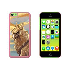 Gryphon - Griffin Mythological Creature - Fantasy Snap On Hard Protective For SamSung Galaxy S6 Phone Case Cover - Pink