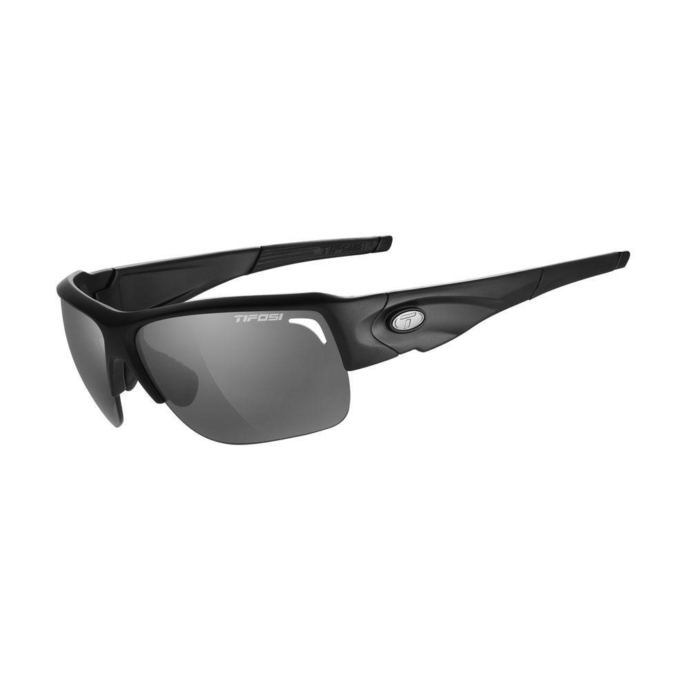 56d8645fed Amazon.com   Tifosi Optics Tifosi Elder Golf Interchangeable Sunglasses -  Matte Black   Beauty