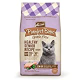 Merrick Purrfect Bistro Grain Free Healthy Senior Dry Cat Food, 7 Lbs.
