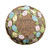 Glory Haus 99100002 Easter Egg Wreath Burlee, Multicolor