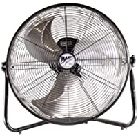 MaxxAir HVFF 20 UPS High Velocity 20-Inch Floor Fan