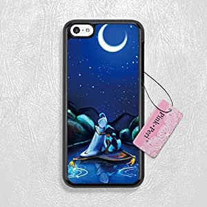 Pink Peri? Aladdin Magic Lamp Cell Phone Case For iPhone 5c case