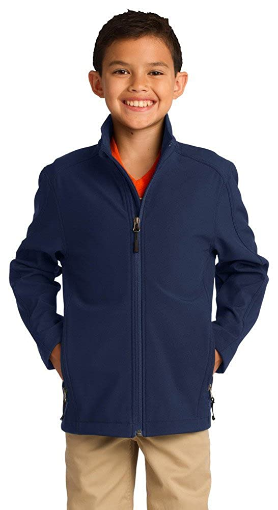 Port Authority Youth Core Soft Shell Jacket Y317