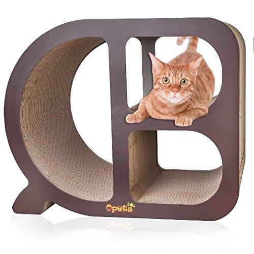 QPets Cat Scratcher Toy