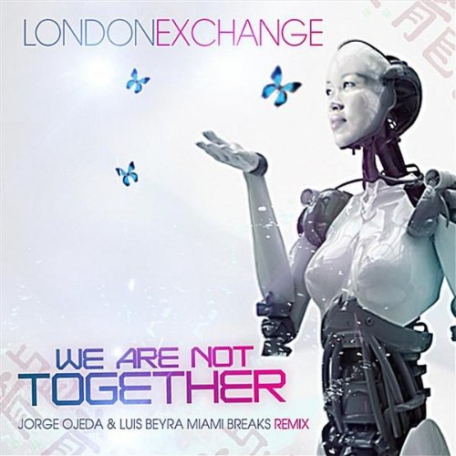 Amazon.com: We Are Not Together (Jorge Ojeda & Luis Beyra Miami Breaks