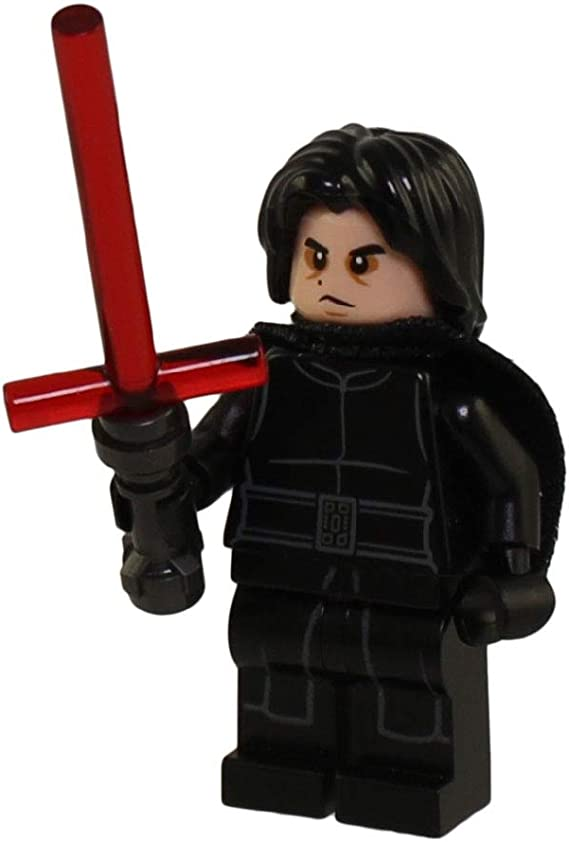 - New Ships from within US Sealed Helm /& Hair Star Wars Minifigure Kylo Ren